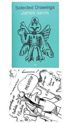 James Jarvis - Selected Drawings