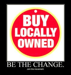 Spending locally isn't just a one time decision or a fad. It's the small steps of everyday life and it's the daily choices that we make. Remember what's important.    #loveyourlocal #independentsmatter