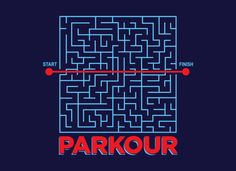 """Parkour T-Shirt 