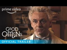 The official trailer for the hotly anticipated adaptation of Good Omens, the 1990 fantasy novel by Terry Pratchett and Neil Gaiman, has . Video Game Books, Video Games, Summer Tv Shows, Barack Obama, New Tv Series, Web Series, Michael Sheen, Series Premiere, Terry Pratchett