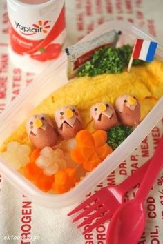 【連載】レシピブログ「小鳥ウインナーのお弁当」|レシピブログ