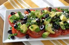 This one looks so fresh and delicious. Heart Healthy Recipes Day Tomato and Avocado Salad Healthy Salads, Healthy Cooking, Healthy Eating, Cooking Recipes, Healthy Fats, Healthy Nutrition, Healthy Weight, Avocado Salat, Heart Healthy Recipes