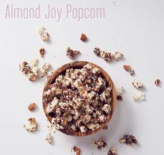 Easy Gourmet Popcorn: Almond Joy Popcorn