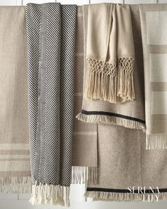 In an oatmeal color, our alpaca wool throw is wonderfully versatile and has an earthy feel we can't help but love. Alpaca Throw, Alpaca Wool, Textile Fabrics, Home Textile, Throw Pillow Covers, Throw Pillows, Throw Blankets, Cable Knit Blankets, Autumn Lights