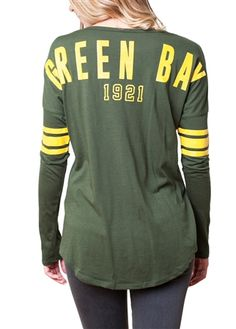Green Bay Packers spirit football jersey