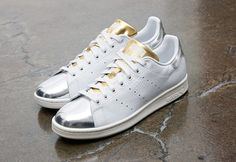 Adidas Stan Smith Mid-Summer Metallic