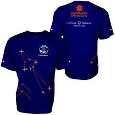 Camisetas para expedición #SpaceCampers #Setiembre2015