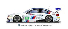 BMW M3 GT 12 Hours of Sebring