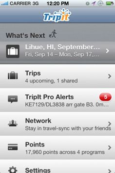 best iphone trip tracking app