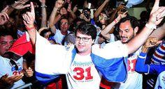NONATO NOTÍCIAS: Guilherme Bellintani é o novo presidente do time d...