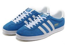 san francisco 57baf 8595a Men s Adidas Gazelle OG Blue,Stylish trainers hot sale with 80% off right  here