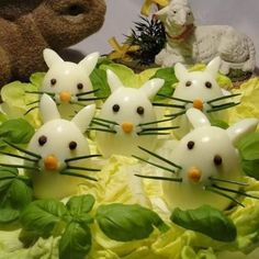 Dressing For Fruit Salad, Tray, Pudding, Breakfast, Desserts, Salad Dressings, Easter Bunny, Easter Activities, Morning Coffee
