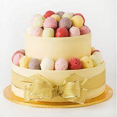 ICEcream Wedding Cakejpg 2 Popular Gourmet Cakes Recipe cakepins.com