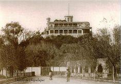 Castillo de Chapultepec-