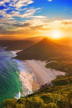 Zenith Beach, Australia. Take me here <3