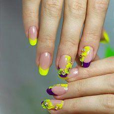 ногти, красивые ногти, дизайн ногтей, акриловая лепка, китайская роспись, one stroke, nails, nailart, nail design, flat molding, арочные ногти, арочное моделирование, обучение наращиванию ногтей, наращивание ногтей