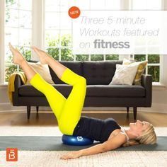 #barre3 Workouts Featured on #Fitness Magazine's Website