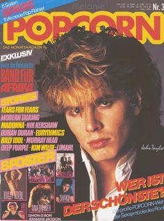 John Taylor (Duran Duran) - Popcorn (D/CH - 1985)