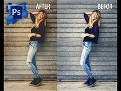 Urban Effekt Photoshop Tutorial Deutsch