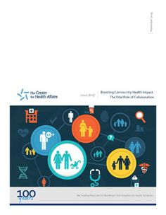 November 2015 Issue Brief Examines Community Health Impact