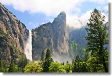 Yosemite's 10 Best Easy Hikes: Maximizing Your Scenery Per Footstep - Bridalveil Fall