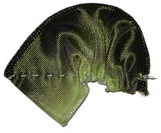 wire ribbon leaf - for Ribbon Flower adornment