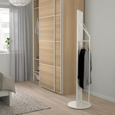 Ikea Family, Blackout Blinds, Clothes Rail, Clothes Storage, Standing Mirror, Floor Mirror, Window Cleaner, Flooring, Inspiration