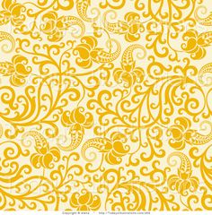 Yellow FlorAL YELLOW Wallpaper ♦The Color Yellow 1024×1044 Yellow Flower Backgrounds (34 Wallpapers) | Adorable Wallpapers