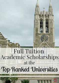 You can afford to attend a top-ranked university with this list of full tuition academic scholarships and graduate debt-free. You can afford to attend a top-ranked university with this list of full tuition academic scholarships and graduate debt-free. Scholarships For College, College Students, Parenting Books, Parenting 101, Parenting Classes, Family Budget, Learning Through Play, Christian Parenting, Study Abroad