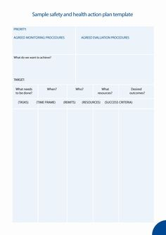 Free Action Plan Template - 40 Free Action Plan Template , Sample Emergency Action Plan Template 9 Documents In Free Business Plan, Business Plan Template Free, Marketing Plan Template, Business Planning, Emergency Action Plans, Project Planning Template, Business Letter Format, Goals Worksheet, Action Plan Template