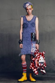 Runway Fashion, Fashion Show, Fashion Design, London Fashion, Fembois, Ready To Wear, Menswear, Vogue, Style Inspiration