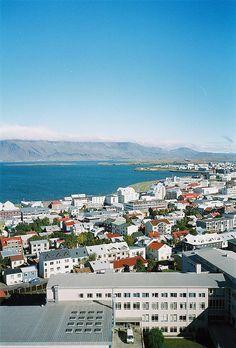 Reykjavik .