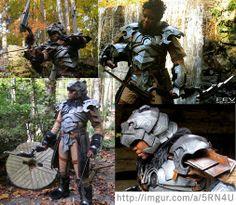 Skyrim Nordic armor