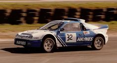Trevor Hopkins in this car, Trevor sadly past away in Ford Motorsport, Ford Sierra, Ford Capri, Ford Escort, Rally Car, Ford Focus, Gallery, Vehicles, Times