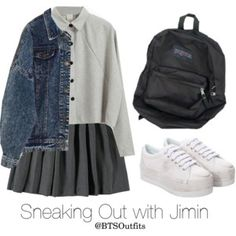 Sneaking Out with Jimin