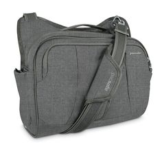 Pacsafe Metrosafe 275 GII Messenger Bag * Want additional info? Click on the image. (This is an Amazon Affiliate link and I receive a commission for the sales)