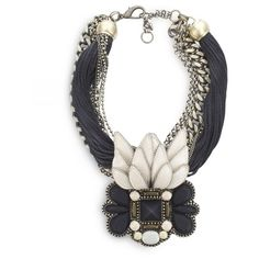 Drakaina Necklace Bea Valdes ❤ liked on Polyvore featuring jewelry, necklaces, accessories, joias and bea
