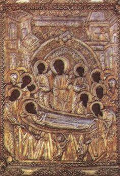 Икона Богородицы Малеви