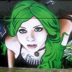 Artist: SmugOne  #streetart   ♥♥♥