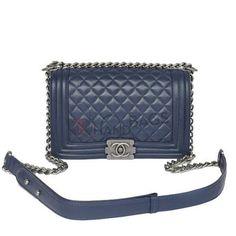 Chanel Boy Flap Shoulder Bag