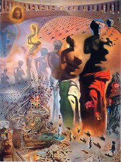 The Hallucinogenic Toreador, 1969-70.