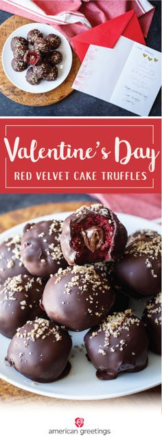 Valentine's Day is sweet to begin with, but when you add these Nutella Filled Red Velvet Cake Truffles, it takes it to a whole other level! Pair these dessert bites with an American Greetings card from Target to surprise your special someone with a truly thoughtful gift. Check out the full recipe to see everything you'll need for this romantic holiday.
