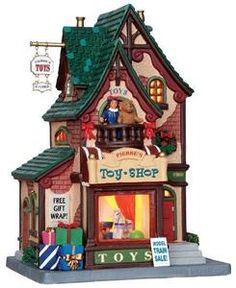 Pierre's Toy Shop