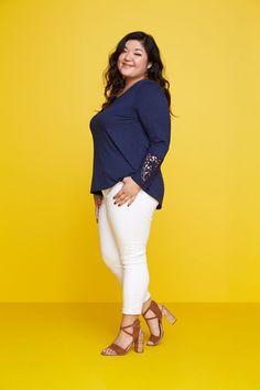 Curvy Girl Chic Plus Size Fashion Blog Stitch Fix Curvy Style Council Plus Size Launch