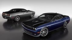 Mopar presented at the Chicago auto show a special Dodge Challenger, which will be built in only 160 copies. The car will be available in either Billet Silver or Contusion