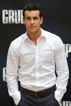 Mario Casas one of my reasons for visiting Spain