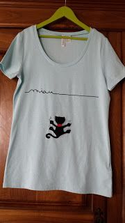 Phatufa: T-shirt - Miauuuu