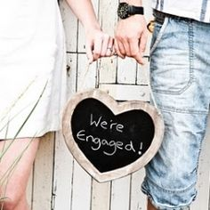 Engagement heart