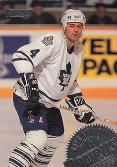 1994-95 Donruss # 230 Dave Ellett | Database delle carte collezionabili Hockey Cards, Baseball Cards, Maple Leafs Hockey, Trading Card Database, Toronto Maple Leafs, Sports, Hs Sports, Sport