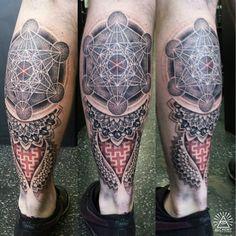 Geometric-Mandala-by-Ben-at-Alchemy-Tattoo-Australia..jpg (960×960)